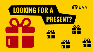 ROUVY - Are you on a hunt for last Christmas presents? 🎁... | Facebook